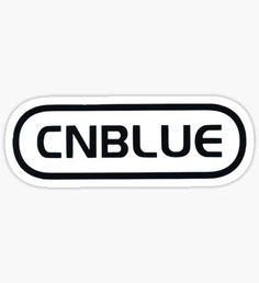 CNBLUE - Logo Sticker