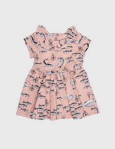 Rodini Pink Mon Tresor Dress $112.00