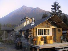 alaska cabins   Alaska Cabin