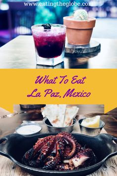 All The Things To Eat In La Paz, Mexico - Eating The Globe-Food and Travel Mexico Vacation, Mexico Travel, Vacation Deals, Good Food, Yummy Food, Cool Cafe, World Recipes, Travel Hacks, Travel Tips