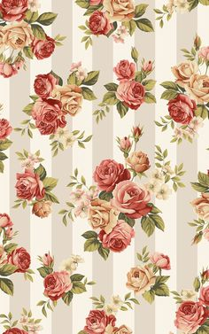 65 Ideas For Vintage Background Floral Decoupage Trendy Wallpaper, Flower Wallpaper, Wallpaper Backgrounds, Pattern Wallpaper, Iphone Wallpaper, Summer Wallpaper, Vintage Diy, Vintage Paper, Background Vintage