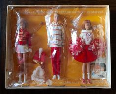 Vintage On Parade Gift Set Barbie Ken & Midge All But NRFB And Ready For You!! in Dolls & Bears   eBay