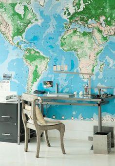 Mapamundi con parante argentaria en estilomio decoracin para el mapamundi con parante argentaria en estilomio decoracin para el hogar pinterest gumiabroncs Choice Image