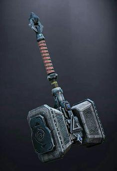 """Hakkon's """"Mjolnir"""" #SharpeningEquipment"""