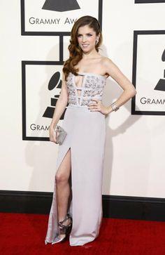 Anna Kendrick Grammys 2014