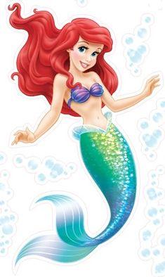 Images of Ariel from The Little Mermaid. Little Mermaid Cakes, Little Mermaid Birthday, Little Mermaid Parties, Disney Little Mermaids, Ariel The Little Mermaid, Disney Kunst, Arte Disney, Disney Art, Princesa Ariel Da Disney