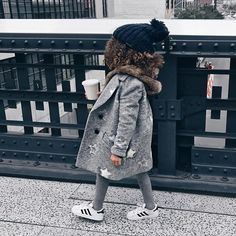 5 going on 15. #hotchocolate #scoutfashion #scoutThecity