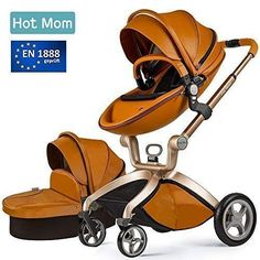 Pram Stroller - Latest Pram Stroller Hot Mom Baby Stroller Travel Reversible Baby Carriage W/Bassinet Luxury Combo - Hot Mom Baby Stroller Travel Reversible Baby Carriage W/Bassinet Luxury Combo Price : Mama Baby, Mom And Baby, Used Strollers, Best Baby Strollers, Travel Stroller, Pram Stroller, Baby Jogger Bassinet, Brown Babies, Baby Diaper Bags