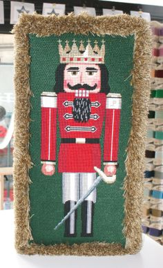 Susan Roberts makes the best nutcrackers!