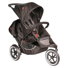 phil Classic Stroller with Second Seat - Black. I am liking this for the future with 2 kids shortly!