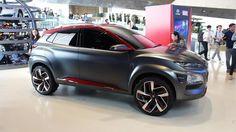 Phiên bản đặc biệt Hyundai Kona Iron Man giá chỉ 385 triệu