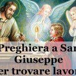 Preghiera a San Giuseppe per trovare lavoro – Video-