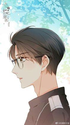 falling for Xu Ye *-* Hot Anime Boy, Cute Anime Guys, Cute Anime Couples, Anime Art Girl, Manga Art, Manga Anime, Dossier Photo, Bts Art, Image Manga
