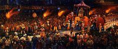 Esala Perahera: Sri Lanka's Grand Festival | Around The GlobeAround The Globe