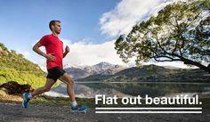 Complete the Queenstown Half Marathon. Queenstown Gardens, Millbrook Resort, Lake Wakatipu, New Zealand South Island, Milford Sound, Kids Running, West Coast, Marathon, World