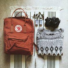 Autumn adventure kit!