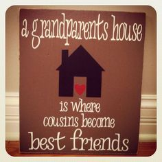Grandparent Gift www.facebook.com/ahappyhomedesign
