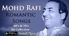 """Mohammad Rafi Hit Songs """"Watch and listen Best of Mohammad Rafi Hit video Songs"""". Mohammad Rafi Hit Songs is one of the best application which provides you to access the past in shape of old hindi video songs. This application has been specially created for those who love to watch legendary singer Mohammad Rafi Hit Songs. This application offers the largest and best ever collection of songs sung by Mohammad Rafi.  #Mohammad_Rafi_Hit_Songs #Mohammad_rafi_old_hindi_songs_free_download…"""