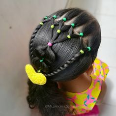 Most current Images Untitled Strategies Are you bored by the old hairstyles of the ponytail? In that case, then try using Common braids , pa Easy Toddler Hairstyles, Cool Hairstyles For Girls, Baby Girl Hairstyles, Baddie Hairstyles, Work Hairstyles, Princess Hairstyles, Braided Hairstyles For Wedding, Hair Dos For Kids, Braids For Kids