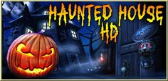 Haunted House HD v1.6 (Android Themes/Wallpapers/Skins)