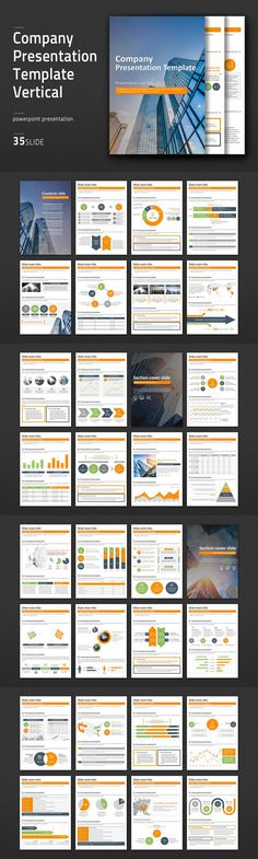 #presentation #template from Good Pello | DOWNLOAD: https://creativemarket.com/alecwang1103/707721-Company-Template-Vertical?u=zsoltczigler