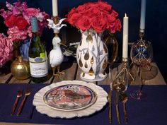 Ruan Hoffmann for Anthropologie ,Dining by Design Show Review
