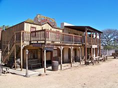 wild west town - Google Search