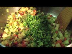Fennel, Millet & Buckwheat Soup