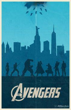 The Avengers - William Henry