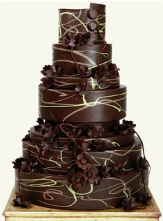 LOVE the chocolate!  By Cakework