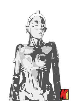 METROPOLIS ROBOT by ~MIRKOMICS