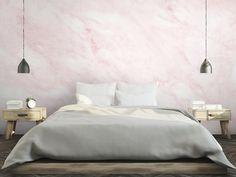 Boutique, Bed, Furniture, Home Decor, Pink Marble, Wall Papers, Homemade Home Decor, Decoration Home, Stream Bed