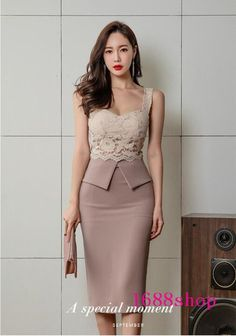 Unique prom dresses with hottest - Fashion Trendy Fashion, Korean Fashion, Girl Fashion, Fashion Dresses, Fashion Design, Classy Outfits, Stylish Outfits, Elegant Dresses, Beautiful Dresses