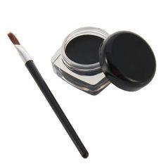 Black Gel Eyeliner Makeup