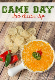 Timeout with Mom: Progresso Chili Game Day Chili Cheese Dip and Prize Pack #Giveaway #ProgressoGameDay