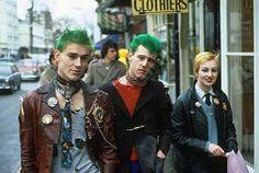 .punks 1978