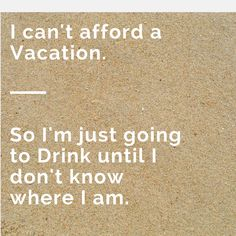 funny quotes vacation