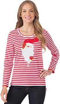 8ea357059 Elegant Christmas Sweaters for Women - Festive Holiday Dressy Tops and  Shirts
