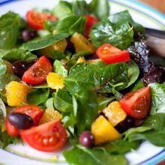 Сицилийский салат с родины мафии Империя вкусов Seaweed Salad, Fruit Salad, Ethnic Recipes, Food, Fruit Salads, Essen, Meals, Yemek, Eten