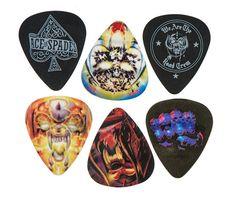Dunlop Motorhead Album Art Pick Set www.thomann.de #motörhead #motorhead