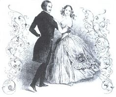 "Here is a short history about when the Waltz was banned in parts of Europe. They saw it as a dance that should be ""confined to prostitutes and adultresses."""