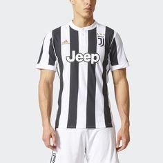 adidas Juventus Home Replica Jersey - Mens Soccer Jerseys