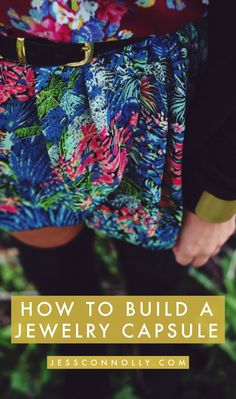 How to Build a Jewelry Capsule Collection!
