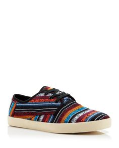 Toms Paseo Woven Sneakers