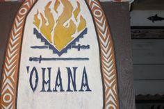 'Ohana Best Friends Character Breakfast  #ohana #Ohanameansfamily #polynesian #disneyworld