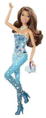 Barbie Fashionista Nikki Doll#RDB