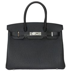 Hermes birkin 30cm Black togo with PHW Price: £9,700 DETAILS Authentic Hermes Birkin Bag Size: 30cm Details:  Authentic Hermes Birkin offered in black togo. Very classic and chic but definitely a rare find in size 30cm. Palladium hardware. P stamp. Comes in its herringbone dustcover, with lock, keys, clochette and rainkit. Presented beautifully in its orange box with ribbon.