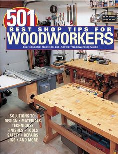 Woodworking Shop Tips If you want to learn woodworking techniques, try http://www.woodesigner.net