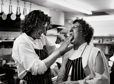 The First Celebrity Chef Photos Take Us Inside the Kitchen of Marco Pierre White - Feature Shoot