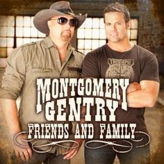 Montgomery Gentry Release New Four-Song EP To Digital Retailers